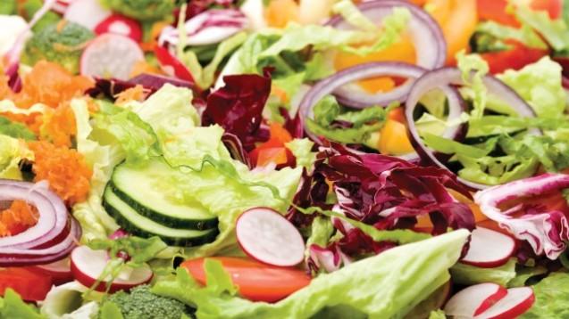 Sugestões de Saladas Nutritivas