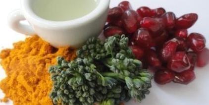 Romã, chá verde, brócolis e curcumina no Câncer de próstata: resultados do estudo Pomi-T