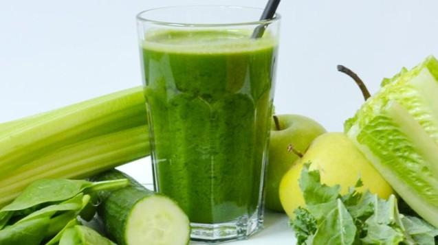 Sucos e Smoothies Antioxidantes e Desintoxicantes