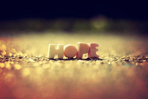 O papel da esperança nas familias do paciente com câncer terminal